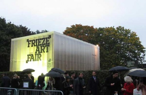 Frieze London 2012