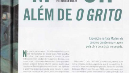Revista Das Artes 10/2012