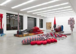 Sterling Ruby @ Hauser & Wirth